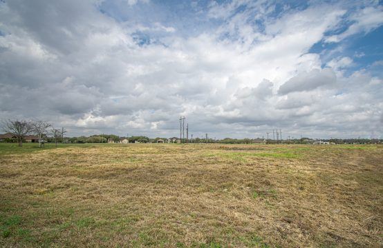 Post Oak – 4 Acres.